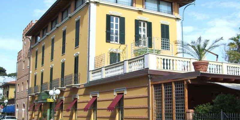 Hotel Regina Forte dei Marmi Versilia