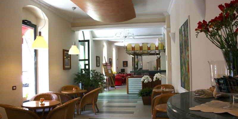 Hotel Regina Forte dei Marmi - Interni