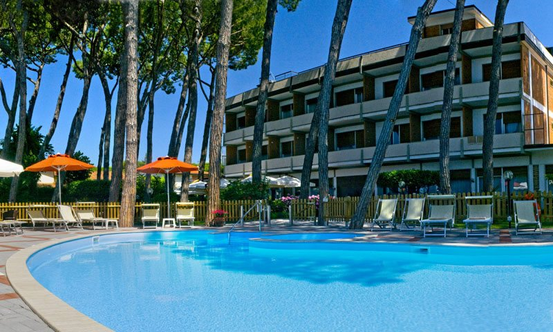 Hotel Le Pleiadi Versilia